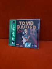 Tomb Raider Ii 2 Playstation One Game Ps1 Greatest Hits - Complete