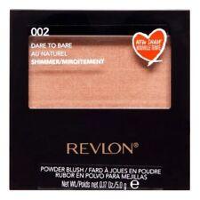 Revlon Powder Blush, 002 Dare to Bare Shimmer* (SEALED**)BRAND NEW