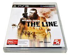 Spec Ops The Line Sony PS3 PlayStation 3