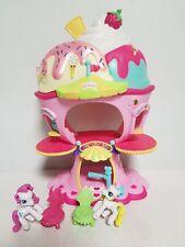 PONEY MY LITTLE PONY PONYVILLE  Maison des sucreries + poneys + accessoire -n°10