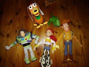 Buzz Lightyear, Woody, Jessie,& more- Toy Story Disney Pixar Action Figures