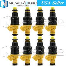 8PCS OEM Fuel Injectors 280150943 For Ford F150 F250 F350 93-03 5.0 5.8 4.6 5.4