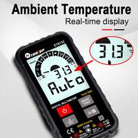 LCD Digital Multimeter Voltmeter Ammeter AC DC OHM Current Circuit Tester Meter