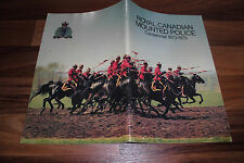The Royal Canadian Mounted Police -- Centennial 1873-1973/RCMP nastro immagine