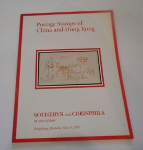 SOTHEBY'S & CORINPHILA Postage Stamps China and Hong Kong 1997