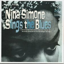 ★☆★ CD Nina SIMONE Sings The Blues - Mini LP 13-track CARD SLEEVE   ★☆★
