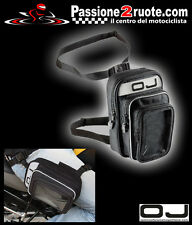 Borsello gamba Leg Bag OJ M069 Track moto Yamaha fzx fzr xt660 z Super Tenere