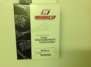 WISECO hi-performance fuel management controller carb FMC063-CA Honda CBR600RR