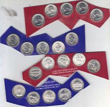 2010 P+D State Park Quarters 10-Coins ( Mint Sealed) Bu Satin Finis 0000127B h