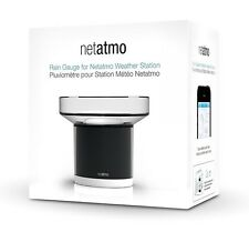 Netatmo NRG01-WW Regenmesser für Netatmo Wetterstation Niederschlag-Sensor NEU