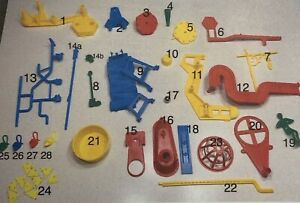 MOUSE TRAP Game Parts You Pick the Replacement Piece Milton Bradley 1999