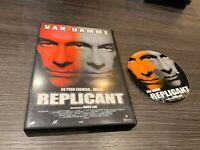 Replicant DVD Damme Ringo