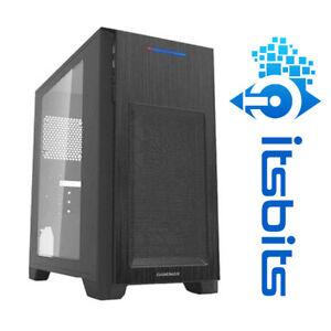 INTEL  G5400 DUAL-CORE 3.7GHz WINDOWS 10 COMPUTER 8GB RAM 500GB SSD  USB 3.0
