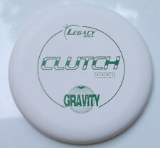 Legacy Gravity-Edition Clutch Putter 166.75 Grams White W/Green Hot-Stamp