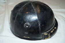 WW2 Canadian RAC Tankers Crash Helmet