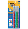 Bic Kids vivid colours colouring pens 8 pack ultra washable medium tip