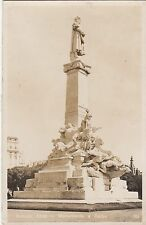B80731 monumento a colon  buenos aires  argentina  front/back image