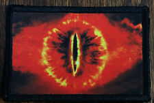 Lord of the Rings Eye of Sauron Morale Patch Military Tactical Army Funny USA