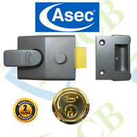 Yale Door Cylinder Pulls Fit Lock Chrome Brass Handle Ring