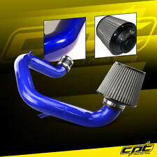 03-04 Toyota Corolla 1.8L 4cyl Blue Cold Air Intake + Stainless Air Filter