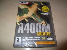 A400M AIRLIFTER ~ Flight Sim 2004 FS2004 ADD ON (also for FSX with free update)