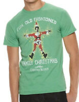 Christmas Vacation Movie FUN OLD FASHIONED FAMILY CHRISTMAS T-Shirt Sizes S-2XL