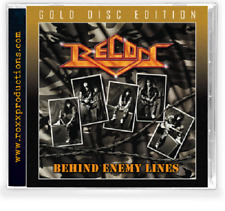 RECON - Behind Enemy Lines (NEW*LIM.GOLD CD*US WHITE METAL*C.GLORY*Z.ABYSS)