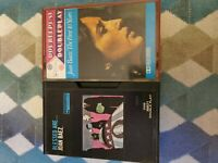 Joan Baez Cassette X2, blessed are and the first ten years .
