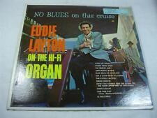 Eddie Layton - No Blues On This Cruise - Mercury MG-20308 Mono