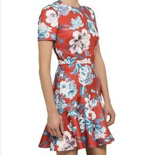 Lover The Label Dahlia Red Dress 10
