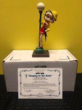 "Danbury Mint Betty Boop ""Singing In The Rain'' Figurine/Statue! #B1513"