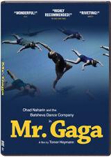 Mr.gaga a True Story of Love and Dance Mr Gaga DVD