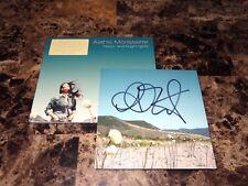 Alanis Morissette Rare Signed CD New 2012 Sealed Havoc and Bright Lights + COA