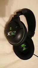 Turtle Beach Ear Force X32 Wireless Gaming Headset XBOX Headphones FREE SHIPPING