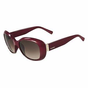 Valentino Sonnenbrille V620SR-606 Damen Sunglasses Women Rubin Rot NEU & OVP