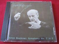 BRUCKNER SYMPHONY NO. 7 IN E - WILHELM FURTWANGLER - MUSIC & ARTS (CD 1991 USA)