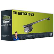 Menabo Tema - Dachträger - Stahl - Opel Astra K Kombi  NEU kpl. inkl. EBA