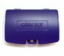 CACHE PILE VIOLET - NEUF POUR NINTENDO Game Boy Color -  GBC - Battery Cover