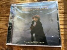 ...GEORGES DELERUE FOR THE FILMS OF JACK CLAYTON Score Soundtrack OST CD SEALED