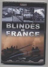 NEUF DVD BLINDES DE FRANCE SOUS BLISTER CINEMA DES ARMEES MILITAIRE ALL ZONE