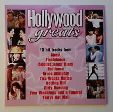 Hollywood Greats - Promo CD (Sunday Mirror) - 10 Hits from 10 Movies - Tested