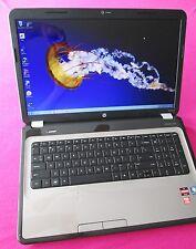 FAST! HP g7 pavilion laptop AMD A8-3520m 1.6-2.5ghz 4GB ram NEW 750GB hdd W7