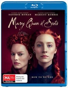 Mary Queen Of Scots : NEW Blu-Ray
