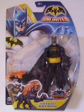 BATMAN CARDED FIGURE DC COMICS UNLIMITED TIGER BLAST MATTEL 2015 SEALED