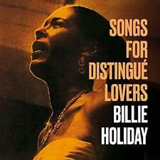 Billie Holiday - Songs For Distingue Lovers - Remastered - 2018 (NEW CD)