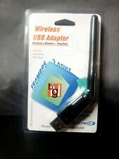 2.4Ghz 150Mbps USB Wifi Adapter High Gain Wireless Network Dongle w/ Antenna New