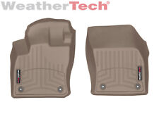 WeatherTech Floor Mats FloorLiner for Volkswagen Tiguan - 2018 - 1st Row - Tan