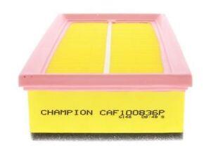 Champion Air Filter for Citroën C5 Dispatch Fiat Scudo Mini Clubman Peugeot 407