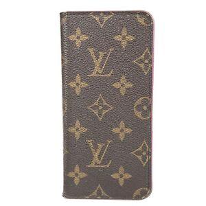 Authentic Louis Vuitton LV iPhone Case M63401 Used
