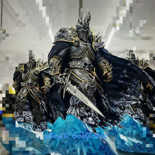 Catfish WOW Arthas Menethil Resin Model Painted Statue In Stock Soon Collection